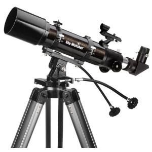 Skywatcher 70/500 refraktor AZ3 mechanikán