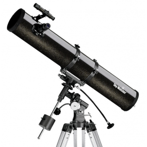Skywatcher 114/900 Newton EQ2 mechanikán