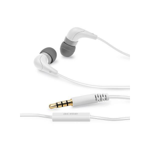 ACME HE-15 Earphone White Fülhallgató,2.0,3.5mm,16Ohm,20-20000Hz,White