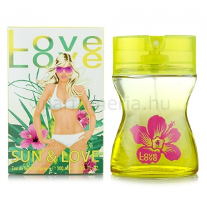 Love Sun & Love EDT 100 ml