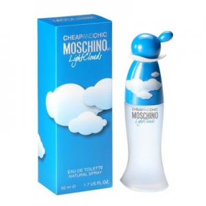 Moschino Cheap & Chic Light Clouds EDT 30 ml