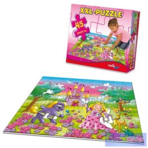 Simba Óriás hercegnős puzzle - Noris