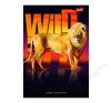 UNIPAP Spirálfüzet, A4, vonalas, 50 lap, UNIPAP Wild life (UNWF450V) füzet