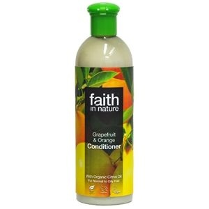 Grapefruit és narancs hajkondicionáló - Faith in Nature (250ml)