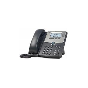 Cisco Systems Cisco 4-Line IP Phone with Display, PoE and PC Port