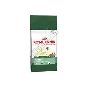 Royal Canin Mini Junior kutyaeledel 8kg