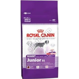 Royal Canin Giant Junior kutyaeledel 15kg