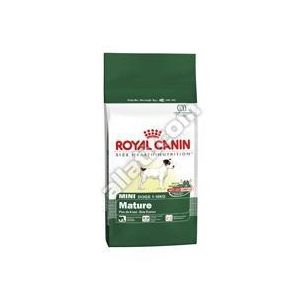 Royal Canin Mini Mature +8 kutyaeledel 2kg