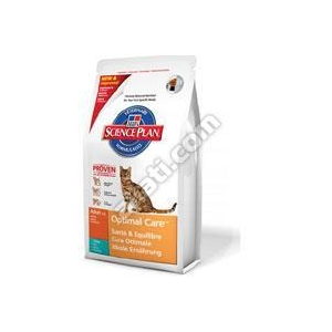 Hill's Cat Hill's SP Feline Adult Optimal Care with Tuna 2 kg