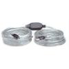 MANHATTAN Hi-Speed USB aktiv kábel A-B M/M 11m