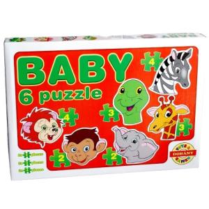 Magyar Gyártó Állatos Baby puzzle