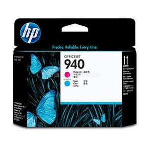 HP 940 Magenta and Cyan Officejet Printhead (C4901A)