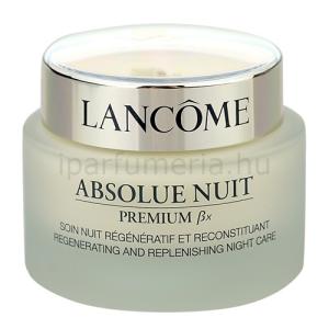 Lancome Absolue Premium ßx éjszakai feszesítő és ránctalanító krém