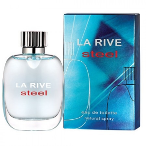 La Rive Steel Men EDT 90 ml