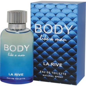 La Rive Body Like Men EDT 90 ml