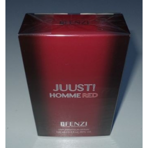 J.Fenzi Juust! Homme Red EDT 100 ml