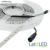 Whitenergy  5m LED 5050 30db/m 7.2W/m 12V DC 5500-6500K h.fehér LED szalag