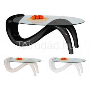 HAL-Cortina design dohányzóasztal