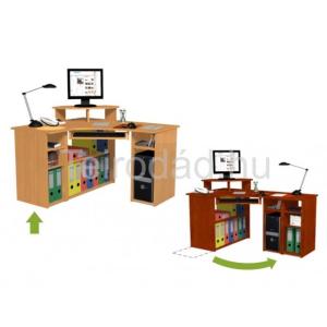 NOV-Varia variálható sarok számítógépasztal