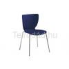 LIN-Mono Colorplast Crom műanyag szék