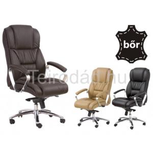 HAL-Foster főnöki fotel, bőr