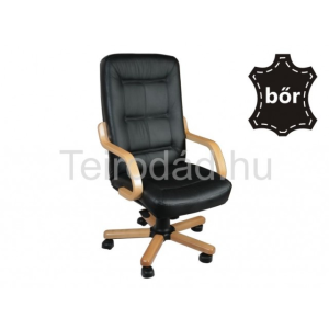 LIN-Viktória Boss főnöki bőrfotel