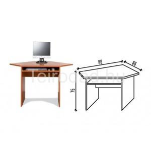 Malibu 32 sarok számítógépasztal
