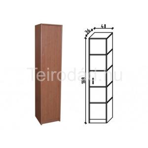 Ravenna 25 jobbos ajtós polcos irodaszekrény