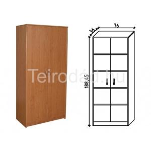 Ravenna 26 két ajtós polcos irodaszekrény