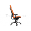 LIN-Gemini Syncro Boss vezetői szék, textilbőr
