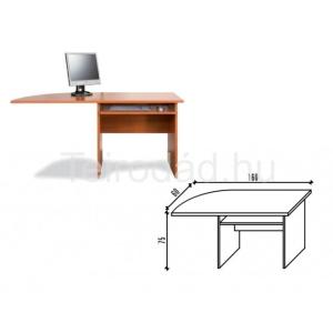 Malibu 26 íróasztal és számítógépasztal
