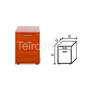 Malibu 16 zárható konténer függő irattartóval