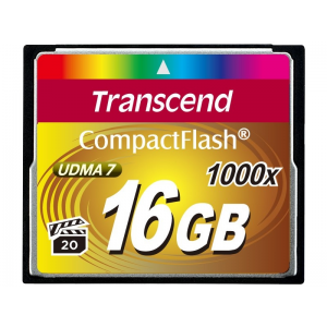 Transcend 16GB Compact Flash