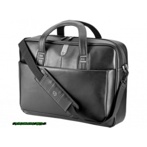 "HP Professional Leather Case bőr 17, 3"" Black notebook táska"