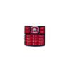 VODAFONE Készülék billentyűzet PIROS [Vodafone 225]