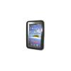 utángyártott Telefonvédő gumi / szilikon FEKETE (ET-GTABBSCGSTA/T21-1217 kompatibilis) [Samsung P1000 Galaxy Tab, Samsung P1010 Galaxy Tab]