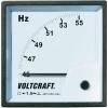 Conrad Analóg beépíthető lágyvasas táblaműszer, beépíthető frekvenciamérő műszer 50Hz Voltcraft AM 96x96
