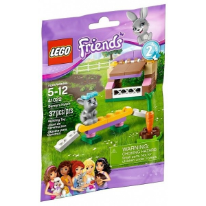 LEGO Friends - Nyuszi ketrece 41022