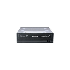 Samsung 24x SATA DVD író (SH-224DB/BEBE) Fekete BULK SuperMulti