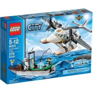 LEGO A Partiőrség repülőgépe 60015