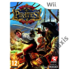 2K Games Sid Meier's Pirates! /Wii