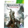 Ubisoft Assassins Creed III. (3.) (Magyar nyelven) + ajándék The Infamy DLC /X360