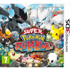 Nintendo Super Pokemon Rumble /3DS
