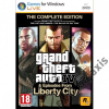 Rockstar Games Grand Theft Auto IV: The Complete Edition /PC