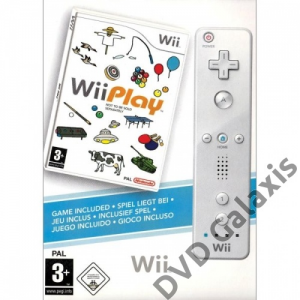 Nintendo Wii Play + Nintendo Wii Remote Controller /Wii