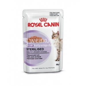 Royal Canin FHN WET Sterilised 12 x 85 g