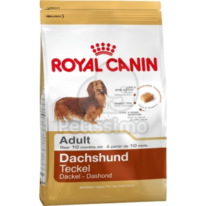 Royal Canin Dachshund/Teckel Adult 7,5 kg