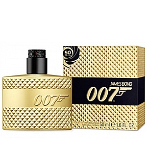 James Bond 007 50 Years Limited Edition EDT 50 ml