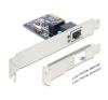 DELOCK PCI Express Card > 1 x Gigabit LAN 89357 hálózati kártya