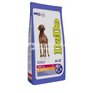 DaDo Senior Large Breed Chicken & Rice 12 kg
